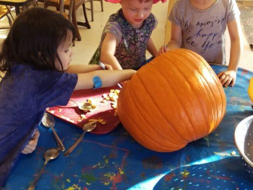 Fall Inspired Preschool Activities