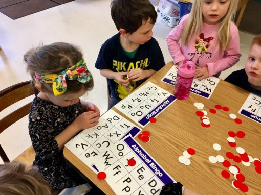 Bixby Core Values Shine in Preschool