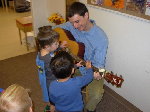 Time Spent Singing With Your Preschooler = Priceless