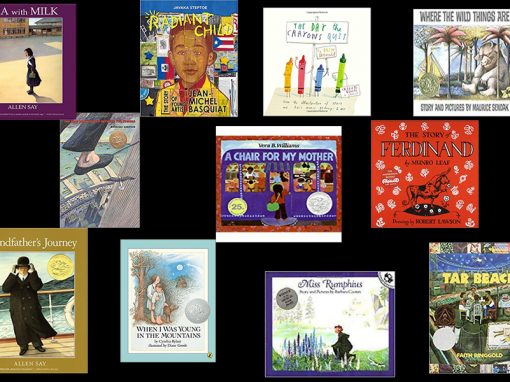 11 Picture Books That Live In My Heart