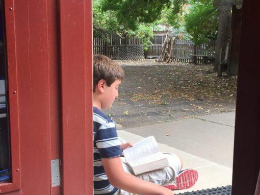 Nurturing Wild Readers and the 40 Book Challenge