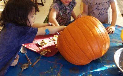 Fall Inspired Preschool Activities