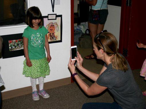 Bixby's Preschool and Kindergarten Art Show
