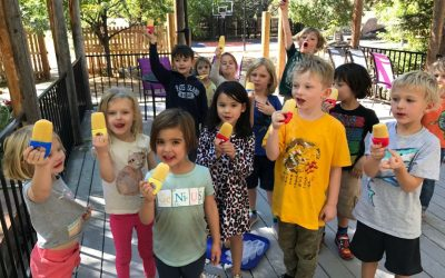 Building a Kindergarten Community