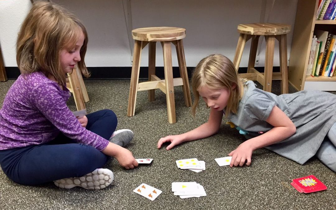 Making a Game of Math