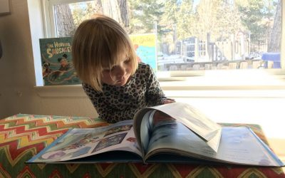 Nurturing A Love Of Reading In The Preschool Classroom