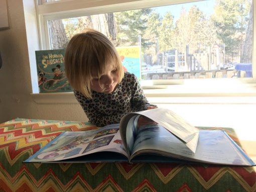 Nurturing A Love Of Reading In The Preschool Classroom