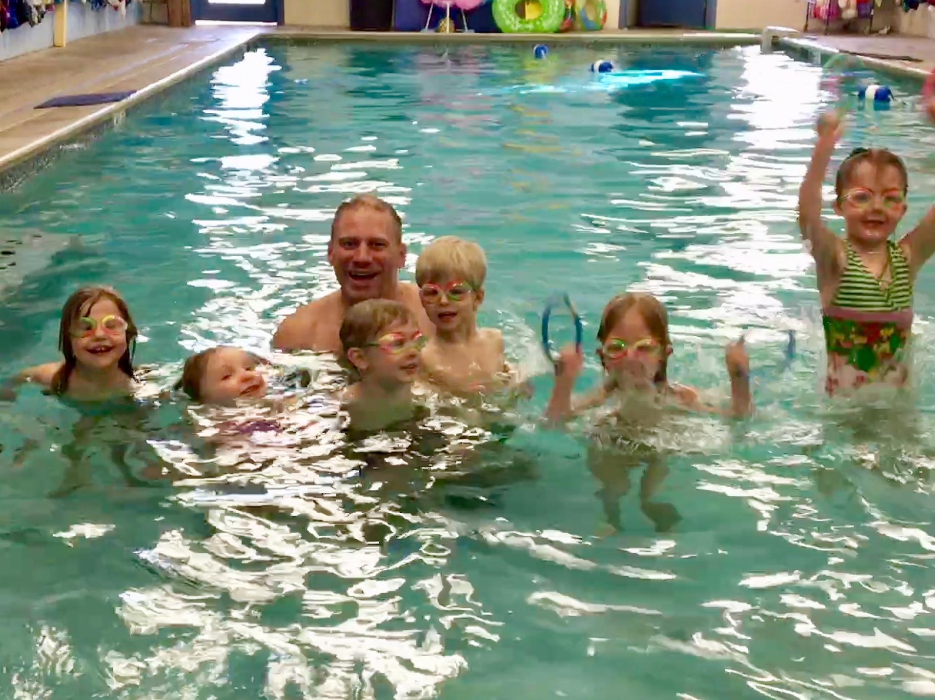 Bixby's Pool | Bixby School
